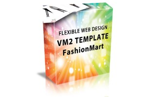 FashionMart is a Template for Virtuemart 2.6