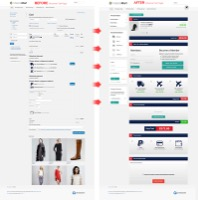 Virtuemart 3 Template - MaterialMart - Frontpage Layout